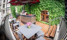 Spot - Hotel Platzl - Spot 1600W Radiant Heater by Heatscope Heaters