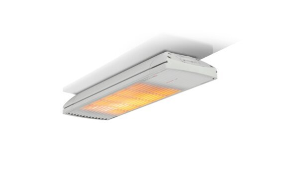 Spot 1600W Collection - White / White - Flame On by Heatscope Heaters