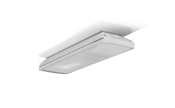Spot 1600W Collection - White / White - Flame Off by Heatscope Heaters